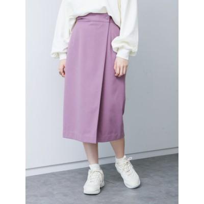美人シルエットナロースカート
