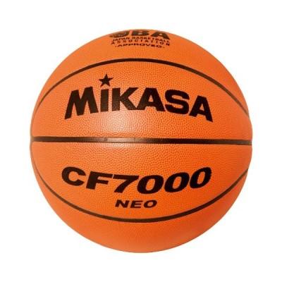 ミカサ お取り寄せ バスケットボール7号 検定球 天然皮革 (ネーム可) CF7000-NEO