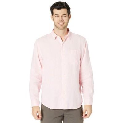 メンズ シャツ トップス Sea Glass Breezer Long Sleeve Shirt