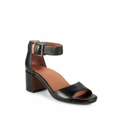 ジェントルソウルズ レディース シューズ サンダル Christa Leather Ankle Strap Sandals