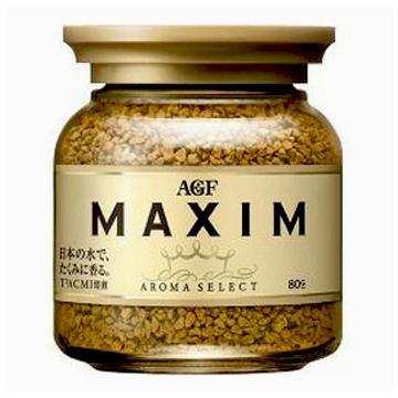 AGF Ma 箴言咖啡罐金罐 (80g)