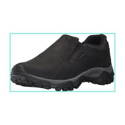 【新品】Merrell Men's Moab Adventure MOC Hiking Shoe, Black, 13 M US(並行輸入品)
