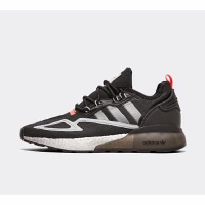アディダス adidas Originals メンズ スニーカー シューズ・靴 zx 2k boost trainer Core Black/Halo Silver
