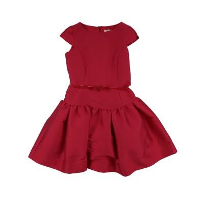 モナリザ MONNALISA ワンピース&ドレス レッド 12 ポリエステル 90% / ナイロン 10% ワンピース&ドレス