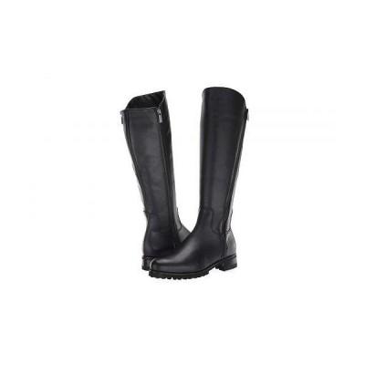La Canadienne ラカナディアン レディース 女性用 シューズ 靴 ブーツ ロングブーツ Susan - Black Leather