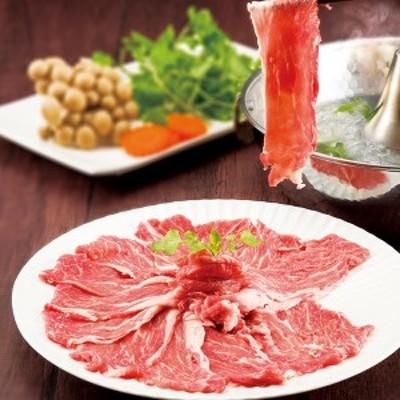 送料無料 イベリコ豚しゃぶしゃぶ 約400g  / 豚肉 鍋 グルメ 贈り物 ギフト