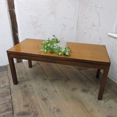 イギリス ビンテージ 家具 コーヒーテーブル センターテーブル サイドテーブル 木製 英国 SMALLTABLE 6620b