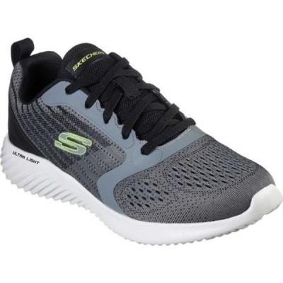 スケッチャーズ スニーカー シューズ メンズ Bounder Verkona Sneaker (Men's) Charcoal/Gray