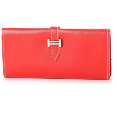 スタイルブロック STYLEBLOCK 多機能二つ折り財布 (レッド)