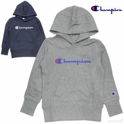 チャンピオン Champion   スウェットパーカー  男の子 女の子 子供 100-160cm 着後レビューを書いて次回1000円以上で100円OFFクーポン配