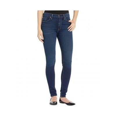 Hudson Jeans ハドソン ジーンズ レディース 女性用 ファッション ジーンズ デニム Barbara High-Waist Super Skinny in Requiem - Requiem