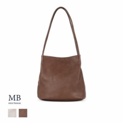【セール】合皮トートバッグ大きいサイズ レディース 【MB エムビーミントブリーズ】 婦人服 ファッション 30代 40代 50代 60代 ミセ