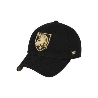 大学 NCAA ファナティクス Fanatics Branded Army Black Knights Black Iconic Tonal Fundamental Adjustable