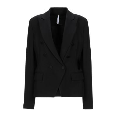 インペリアル IMPERIAL テーラードジャケット ブラック XXS レーヨン 60% / ナイロン 35% / ポリウレタン 5% テーラードジ