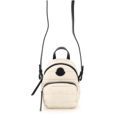 MONCLER/モンクレール バックパック WHITE Moncler basic kilia mini backpack レディース 春夏2021 5L600 10 02STN ik