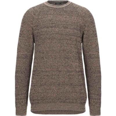 インペリアル IMPERIAL メンズ ニット・セーター トップス sweater Light brown