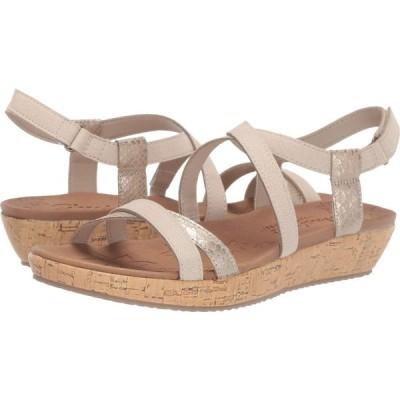 スケッチャーズ SKECHERS レディース サンダル・ミュール シューズ・靴 Brie Desert Dance Natural