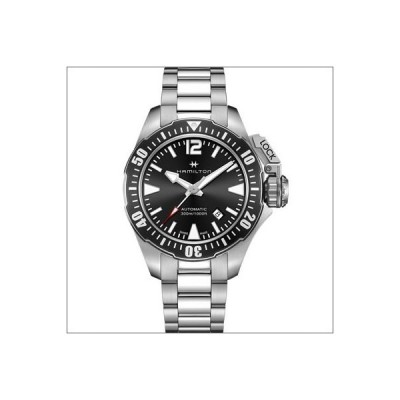 ハミルトン HAMILTON 腕時計 H77605135 KHAKI NAVY カーキ ネイビー オープンウォーター メンズ