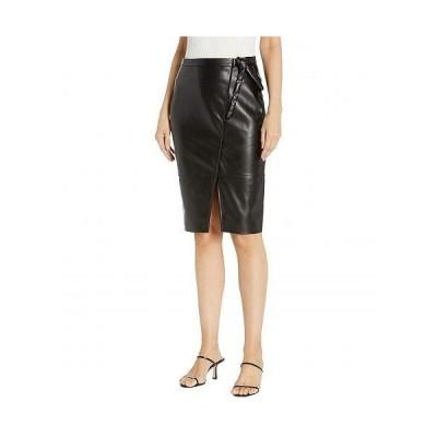 Blank NYC ブランクエヌワイシー レディース 女性用 ファッション スカート Wrap Skirt w/ Tie Closure - Lonestar