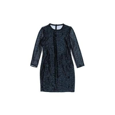 ドレス 女性  海外セレクション ABS by Allen Schwartz 2526 レディース ネイビー Sequined 長袖s Party ドレス XS