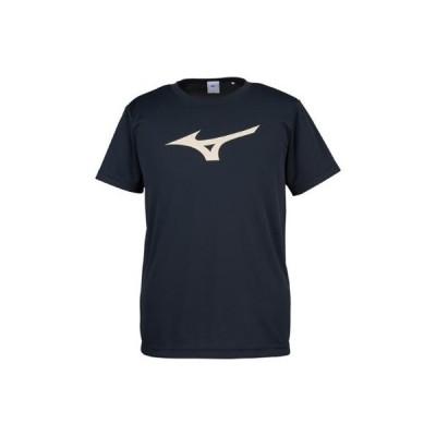 (ミズノ)ビッグロゴTシャツ バレーボール Tシャツ 32JA815590