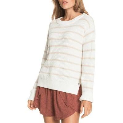 ロキシー レディース シャツ トップス Roxy Women's Flowy Mood Bico Sweater