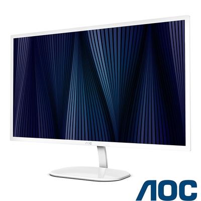 AOC Q32V3S 2K高解析32型IPS護眼電腦螢幕 75Hz刷新  HDMI 純白美型