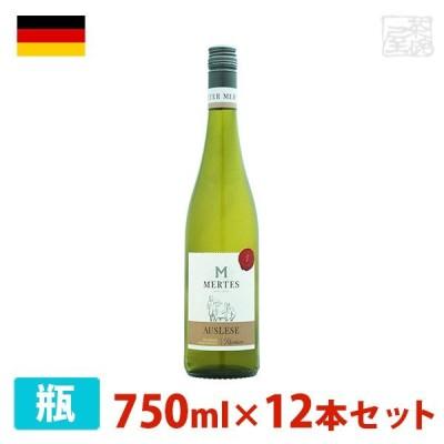 ペーター メルテス ラインヘッセン アウスレーゼ 750ml 12本セット 白ワイン 甘口 ドイツ