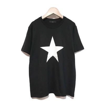 ラス los Star Tee SS black los-CS20AJ01