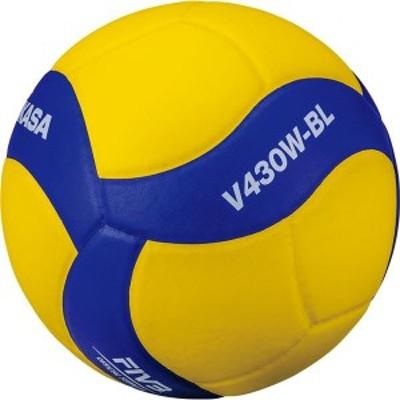 MIKASA(ミカサ)バレーボール4号球 鈴入りタイプ V430WBL スポーツ レジャー スポーツ用品 スポーツウェア バレーボール用品[▲][TP]
