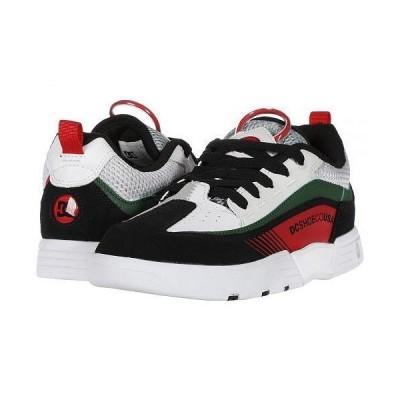 DC ディーシー メンズ 男性用 シューズ 靴 スニーカー 運動靴 Legacy 98 Slim - White/Black/Green