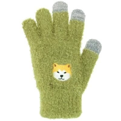 【スマホ対応】22柄から選べる♪アニマル手袋