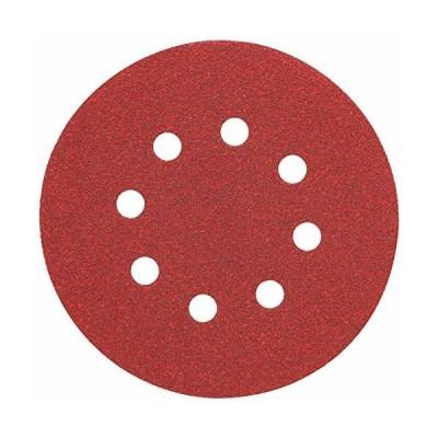 "5"" Random Orbit Sheets (8 Hole) - 5"" 8-hole 120 grit hook【並行輸入品】"