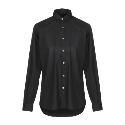 DICKSON シャツ ブラック 38 コットン 97% / ポリウレタン 3% シャツ