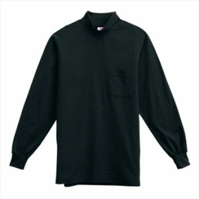 還元祭クーポン対象 TS DESIGN (TSデザイン) ハイネック ブラック 1085 2002 作業服 ユニフォーム