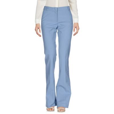 QL2  QUELLEDUE パンツ ブルーグレー 46 コットン 95% / ポリウレタン® 5% パンツ