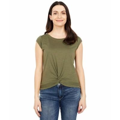 ドード アンドコー シャツ トップス レディース Anza Short Sleeve Shirt Olive