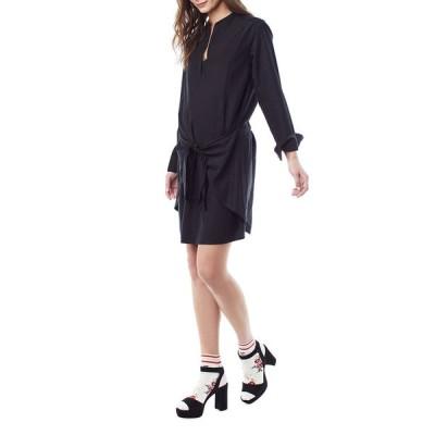 ロイヤル ハナ レディース ワンピース トップス Nursing Lucy Tie-Front Dress