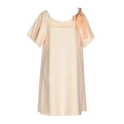 ピンコ PINKO ミニワンピース&ドレス ライトピンク 38 78% ナイロン 22% ポリウレタン ポリエステル ミニワンピース&ドレス
