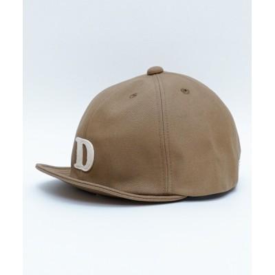 MIG&DEXI / BRIDGE CAP WAPPEN ブリッジキャップワッペン / Mighty Shine MEN 帽子 > キャップ