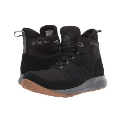 コロンビア Columbia レディース ブーツ シューズ・靴 Nikiski 503 Black/Graphite