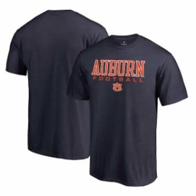 Fanatics Branded ファナティクス ブランド スポーツ用品  Fanatics Branded Auburn Tigers Navy True Sport Football