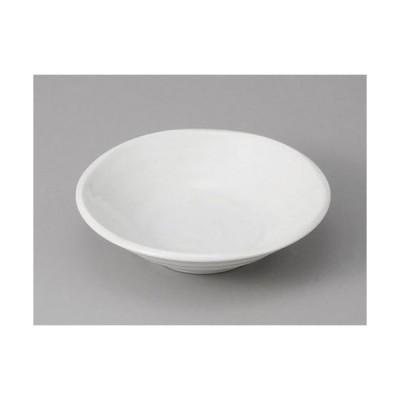 小鉢 鳴門白4.5深皿 [14.7 x 3.8cm]  料亭 旅館 和食器 飲食店 業務用