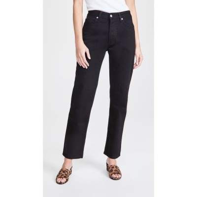 ヴィクトリア ベッカム Victoria Victoria Beckham レディース ジーンズ・デニム ボトムス・パンツ Arizona Jeans Black