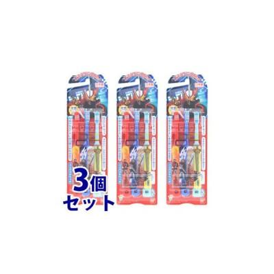 《セット販売》 バンダイ こどもハブラシ 仮面ライダーセイバー (3本)×3個セット 3才以上 子供用 歯ブラシ