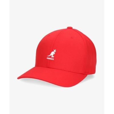OVERRIDE / 【KANGOL】Wool Flexfit Baseball / 【カンゴール】ウールフレックスフィット ベースボール キャップ MEN 帽子 > キャップ