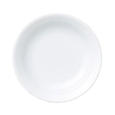 小皿 中華食器 / 白翔 リム3.5皿 寸法: D-11.4 H-2.2cm