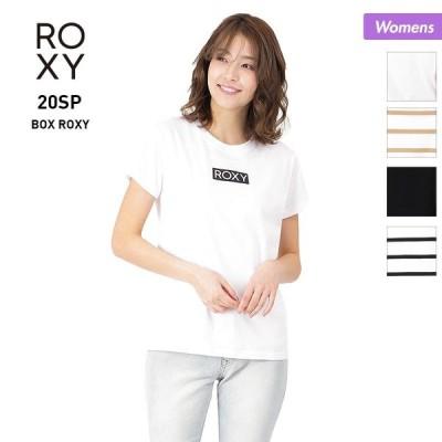 ROXY/ロキシー レディース 半袖 Tシャツ ティーシャツ ロゴ クルーネック トップス RST201079