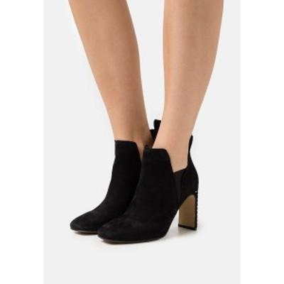 スティーブン ニューヨーク レディース ブーツ&レインブーツ シューズ HAYLEY - High heeled ankle boots - black black
