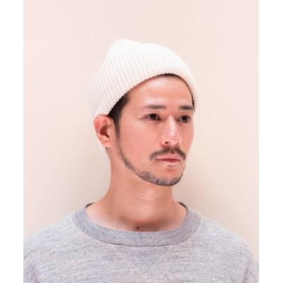 Jackman / Waffle Knit Cap MEN 帽子 > ニットキャップ/ビーニー